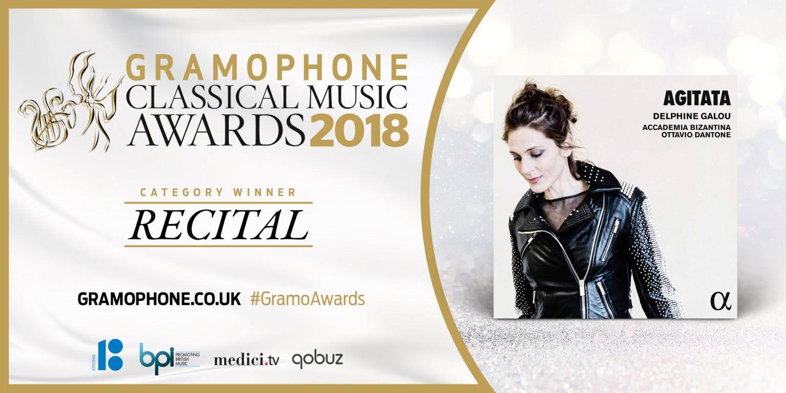Agitata Gramophone Awards 2018