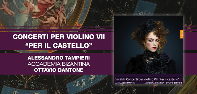 Press Room: Concerti per violino VII, Per il castello